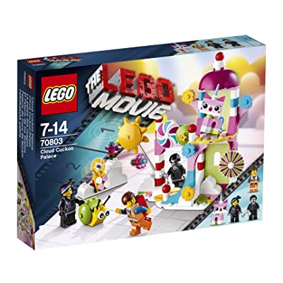 LEGO The Movie 70803: Cloud Cuckoo Palace: Toys & Games