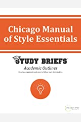 Chicago Manual of Style Essentials Kindle Edition
