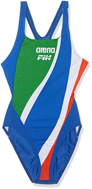 036f89a157bb Arena G Extension Line Jr, Costume Piscina Bambina: Amazon.it: Abbigliamento