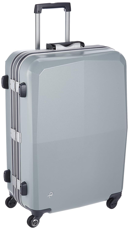 [プロテカ] スーツケース 日本製 エキノックスライトオーレ サイレントキャスター保証付 68L 63cm 4.3kg 00741 B071ZHVL5X シルバー シルバー