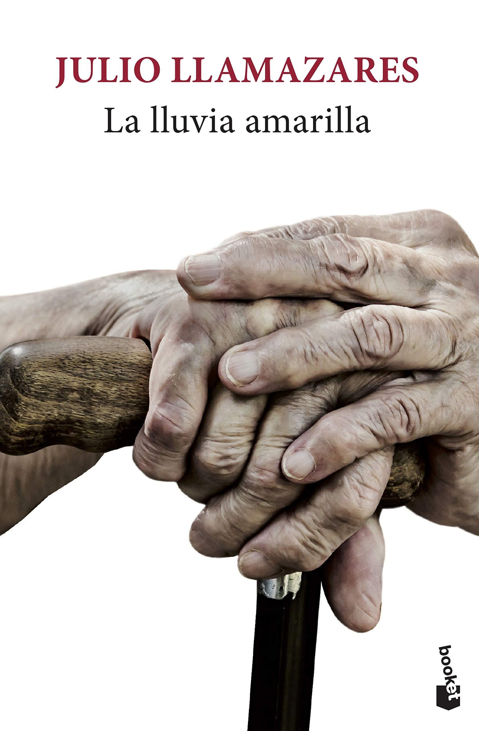 La lluvia amarilla Libros España vaciada