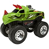 """Toy State Road Rippers Light and Sound 10"""" Monster Truck: DinoRoar X4"""