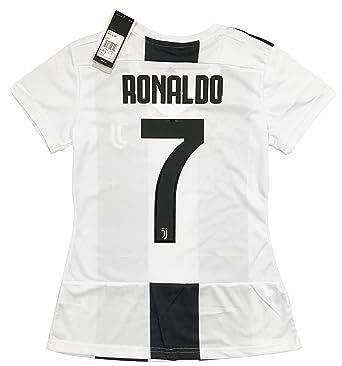 b4acba626fd Amazon.com  LiveSport New 2018-2019 Ronaldo  7 Juventus Women s Home ...