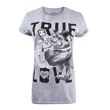 Et FemmeVêtements Love True Accessoires Disney Shirt T XukiOPZ