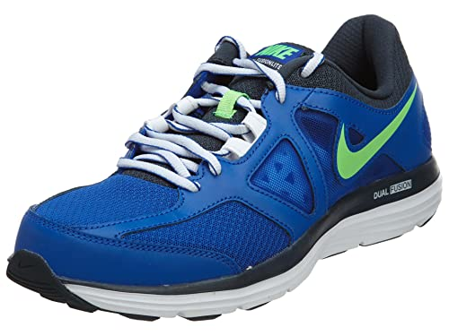 coupon code uk availability designer fashion Nike Dual Fusion LITE 2 MSL Blue: Amazon.in: Shoes & Handbags