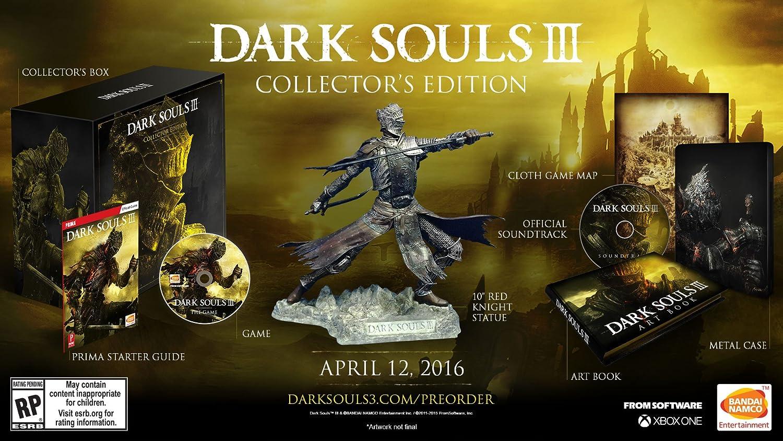 Amazon Dark Souls III Collectors Edition