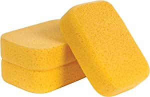 QEP 70005Q-3VP XL Grouting Super Sponge, 3 Pack