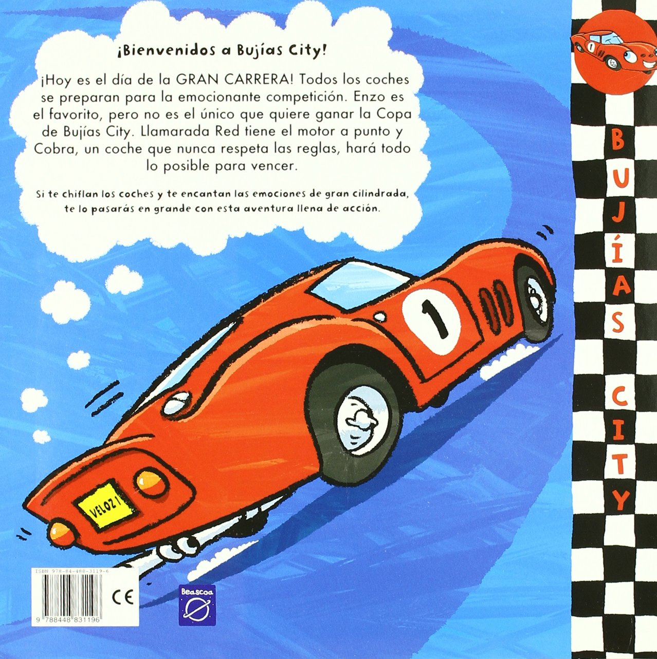 Enzo, el coche de carreras: Diane Fox / Christyan Fox: 9788448831196: Amazon.com: Books