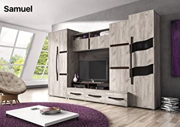 DISPLAY Samuel   TV CABINETS / TV STANDS   Entertainment Unit  300cm Wide    WALL
