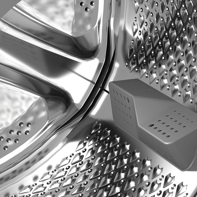 Beko WDW85143 Waschtrockner// Touch-Display mit Startzeitvorwahl 0-24 H// Wasserkondensation// Bluetooth// XL-T/ür// Prosmart Inverter Motor// elektrischer Watersafe+// A// 8 kg Waschen// 5 kg Trocknen