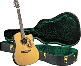 Blueridge BR-160CE Historic Series Cutaway Acoustic-Electric Dreadnought Guitar with Deluxe Hardshell Case