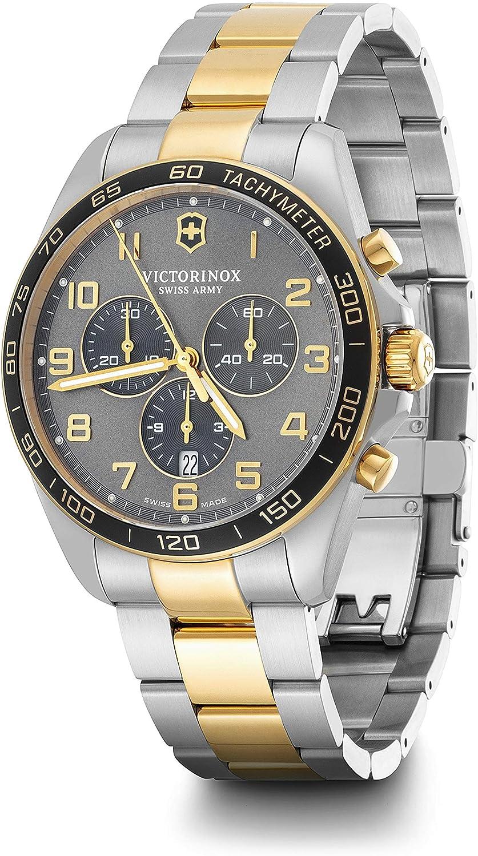 Victorinox fieldforce classic orologio cronografo da uomo 241903