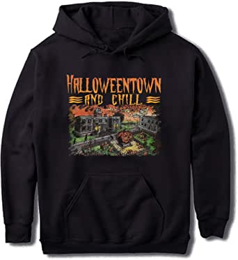Amazon.com: Halloweentown and-Chill Halloween Costume ...