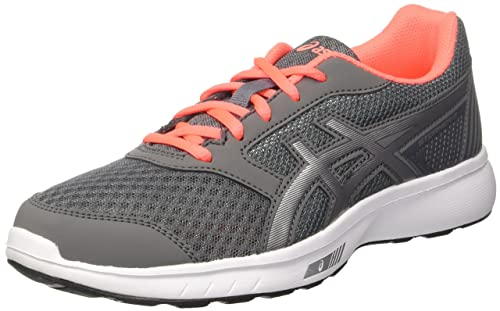 Blu 39 EU Asics Patriot 9 Scarpe Running Donna Indigo e/Silver/Flash 2o1