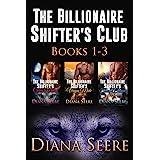 The Billionaire Shifter's Club Boxed Set (Books 1-3)