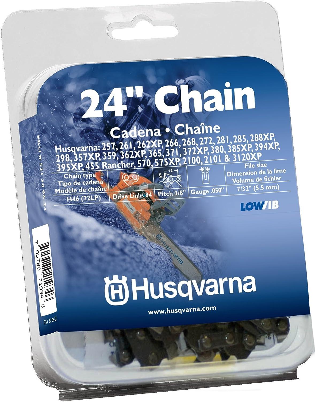 4. Husqvarna H4684 Chainsaw Chain