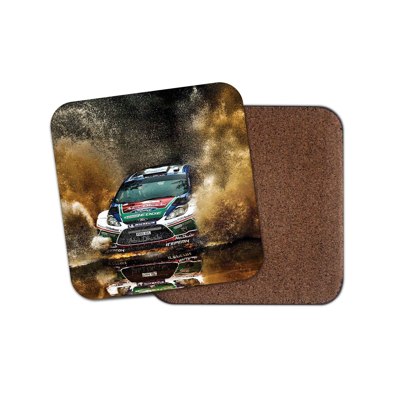 Rally Car Race posavasos - Off Road Dirt Racing Drifting Driving ...
