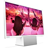 Philips 24PFT5231/05 24-Inch Full HD 1080P LED TV with Bluetooth speaker and Freeview HD - White