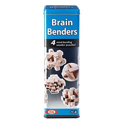 Amazon Ideal Brain Benders Toys Games