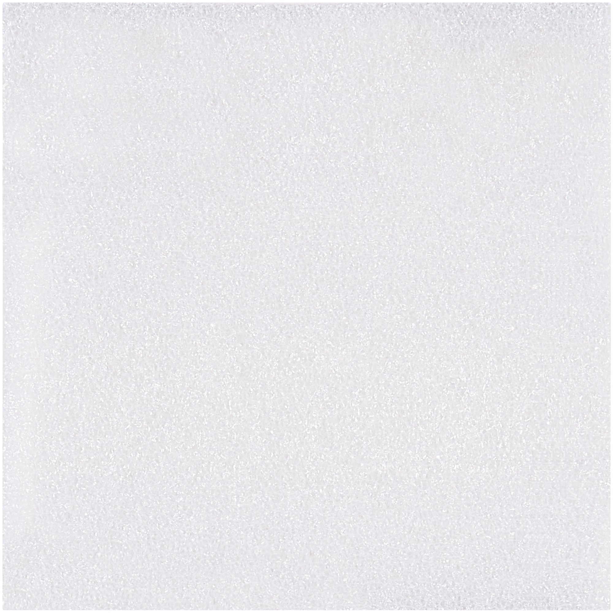 Ship Now Supply SNFS0404 Air Foam Sheets, 4'' x 4'', Width, 0.125'' Height, 4'' Length, White (Pack of 3200)