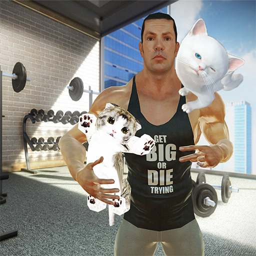Kitten Cat Vs Six Pack Fitness Master in Gym: Amazon.es: Appstore ...