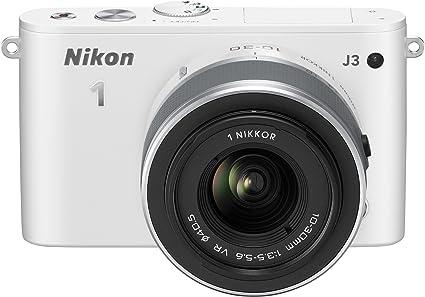 Nikon 1 J3 Systemkamera 3 Zoll Kit Inkl 1 Nikkor 10 30 Kamera