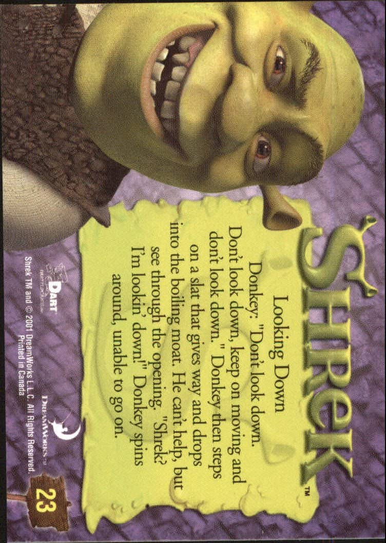 2001 Shrek 23 Looking Down At Amazon S Sports Collectibles Store