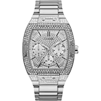 GUESS 43x51MM Crystal Accented Watch