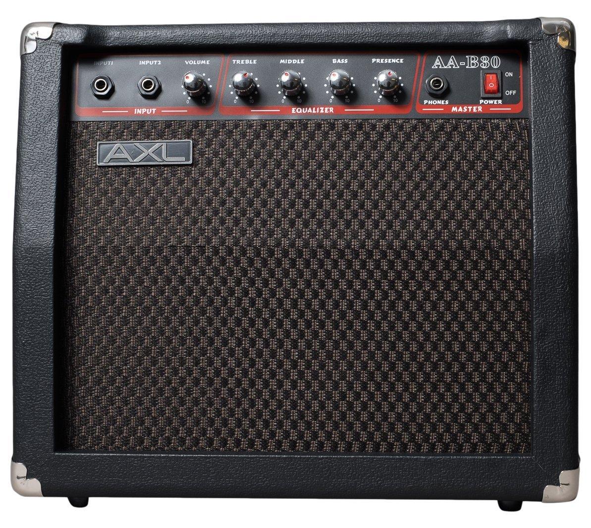 AXL AA-B30 Bass Combo Amplifier