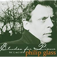 Glass: Piano Etudes Vol.1