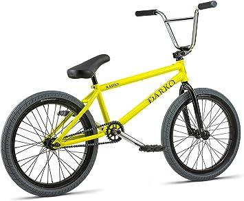 Radio Bikes Darko Bicicleta BMX, Amarillo, 21