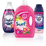 Surf and Comfort Fragrance Essential Laundry Kit