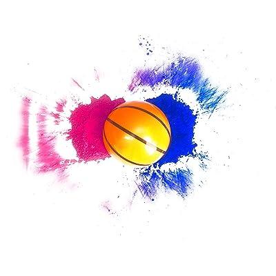 Gender Reveal Basketball: Toys & Games