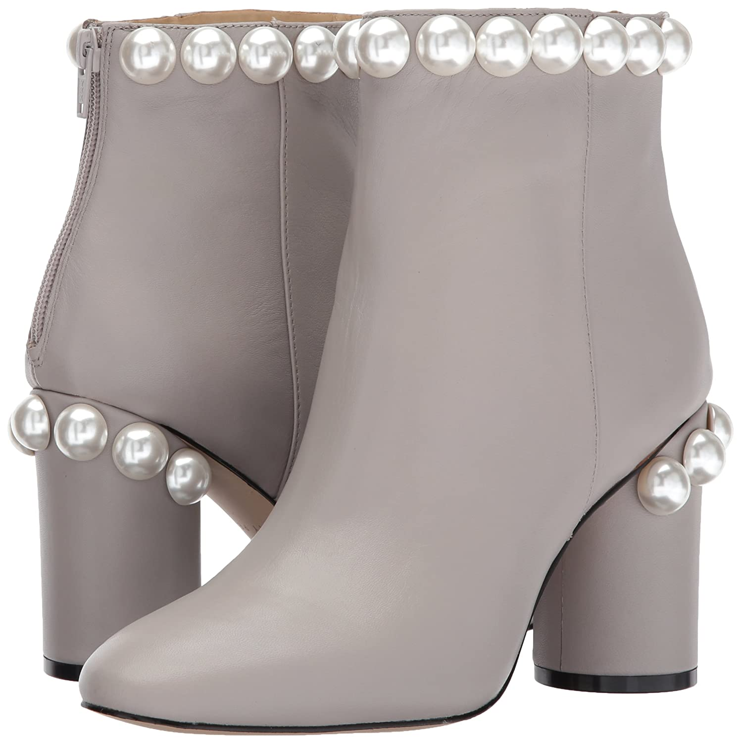 Katy Perry Women's The Opearl Ankle Boot B06XD76QS5 6.5 B(M) US Grey