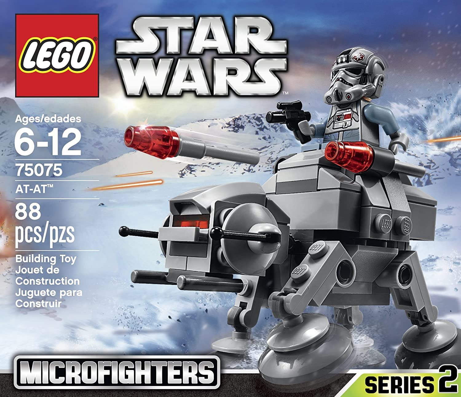 LEGO Star Wars At At Toy Playsets Amazon Canada