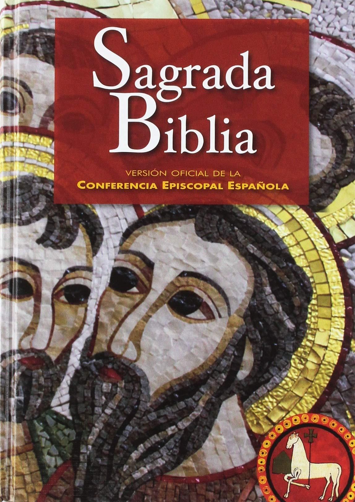 Sagrada Biblia Cee Al cromo: Versión oficial de la Conferencia Episcopal Española: 120 EDICIONES BÍBLICAS: Amazon.es: Conferencia Episcopal Española: Libros