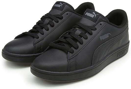 Puma Unisex Adults Smash V2 L Low-Top Sneakers  Amazon.co.uk  Shoes   Bags 4d37fd5d5