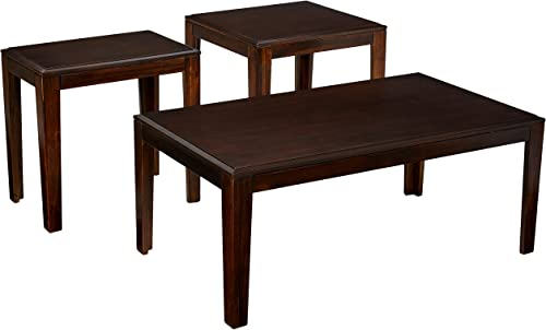 Lane Home Furnishings Table, Pack of 3, Espresso