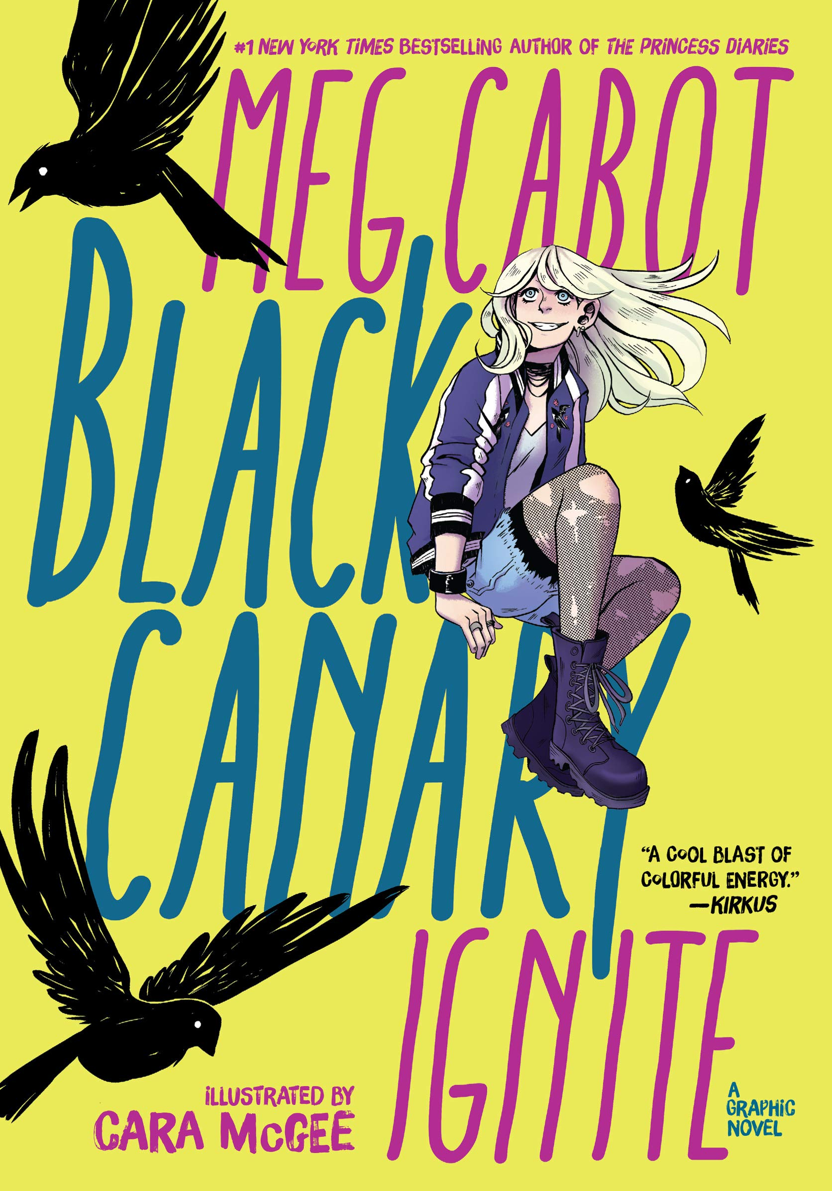 Image result for black canary ignite