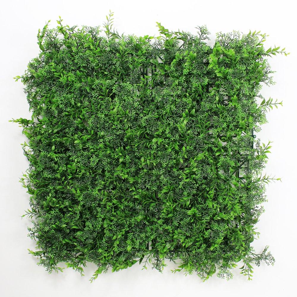 Uland 1 5 Dekorative Buchsbaum Hecken Einsatze 100 Fresh Kunststoff