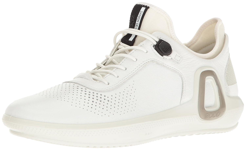ECCO Women's Intrinsic 3 Fashion Sneaker B01KIM6CHY 41 EU/10-10.5 M US|White