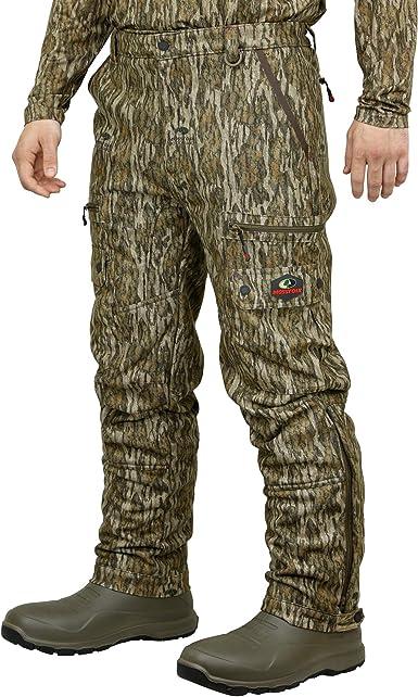 Mossy Oak Men's Hunting Pants Camo Sherpa 2.0 Fleece Lined
