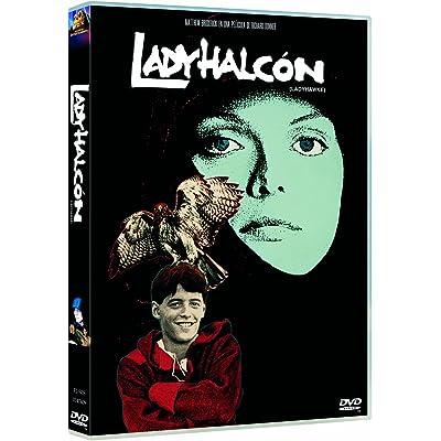Lady Halcon [DVD]