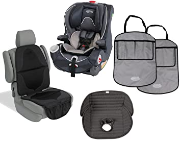 Amazon.com : Graco Smart Seat All-in-One Car Seat with Car Seat Mat ...
