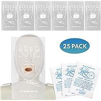 BRAMBLE! Paquete de 25 Máscara de Emergencia Profesional