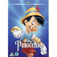 Pinocchio (1940) (Limited Edition Artwork Sleeve) [DVD]