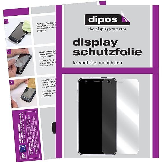 dipos I 2X Schutzfolie klar passend für Medion E6912 Tablet eBook Reader Folie Displayschutzfolie
