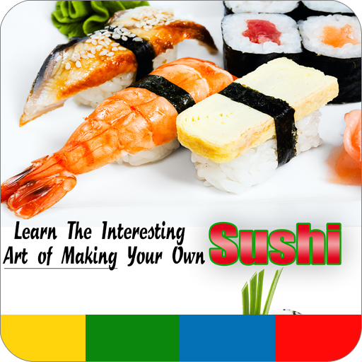 learn to make sushi - 4