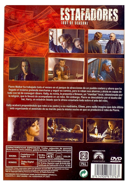 ESTAFADORES [DVD]: Amazon.es: Dennis Hopper, Jordan Frieda ...