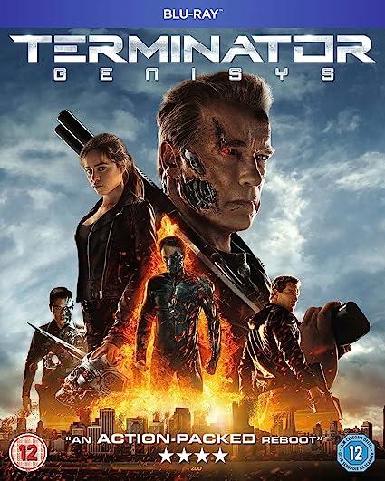 Terminator - Genisys Edizione: Regno Unito Reino Unido Blu-ray ...